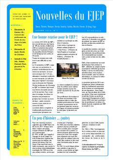 Newsletter FJEP n2 v3 page 1
