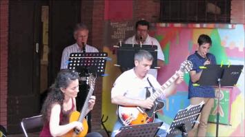 A Band Gymnopédie (22-05-2016)