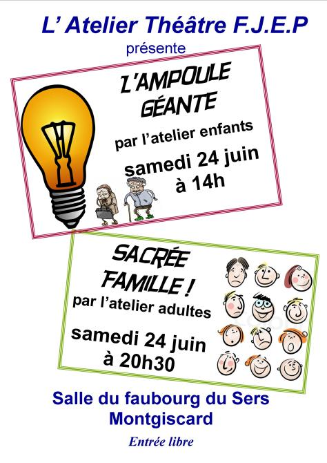 affiche Montgiscard 24 06 17