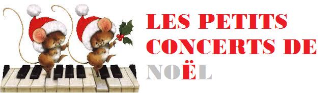 Les petits concerts de Noël