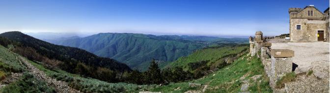 Week end au Mont Aigoual