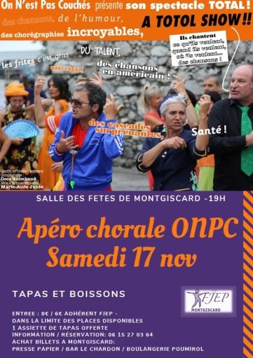 afiche ONPC 17 nov